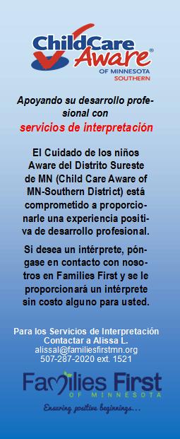 Interpretation Services for Professional Development